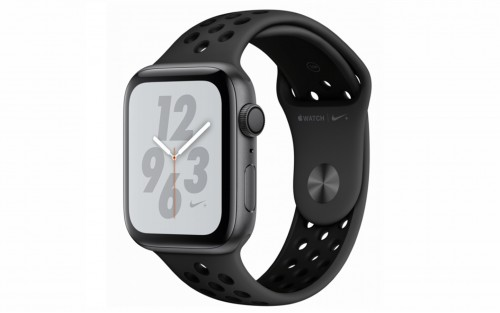 Apple Watch Nike+ Series 4 GPS 44mm SG Alum Case-Anthracite Black Sport Ba
