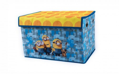 Delta Minions Collapsible Toy Box