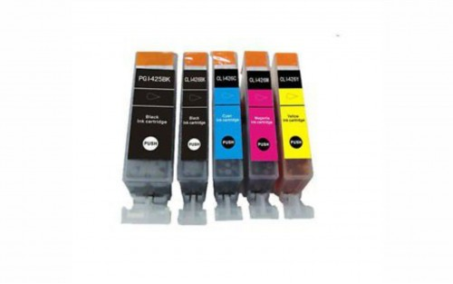Compatible Ink Cartridge Set For Canon Pixma