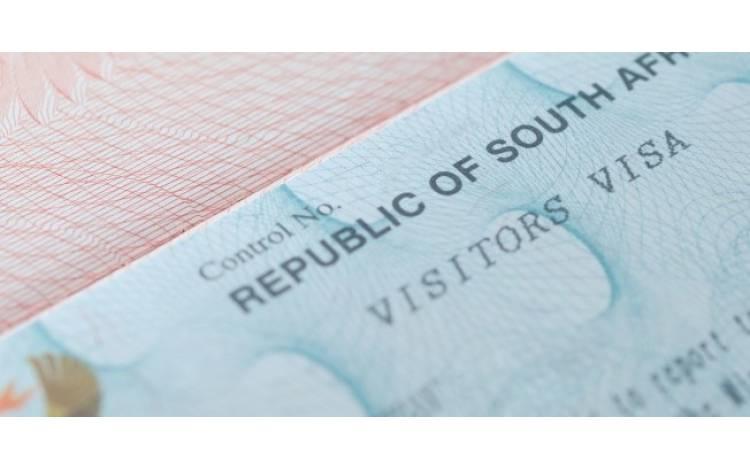 Short term Visitor visa for South Africa